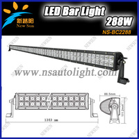 Tow Truck Heavy-duty Tractor Forklift Led Driving Light Bar 12V 24V 288W 50 Inch Waterproof