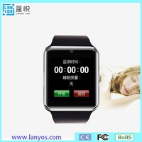 Bluetooth Smart Watch D8 Wristwatch For Samsung S5/note 3 Htc All Android Phone Smartphones
