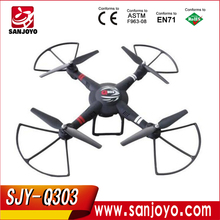 2016 Rc UVA drone WL Q303 Radio Control Toy with headless mode