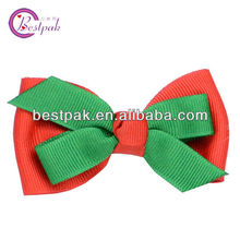 christmas ribbon hair clip&Hair Bands for girls
