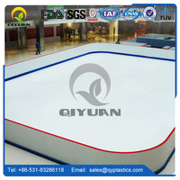 HDPE shooting pad or customized hdpe roller skate board or hot sell artificial ice skating