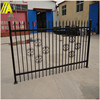 DK-003 sadler fence,black aluminum fence panel,discount aluminum fence