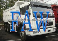 For Africa 10-wheel Dump Truck faw tipper lorry truck for sale