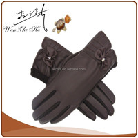 Man Kind High Quality Leather Fashion Gloves Sex Bf