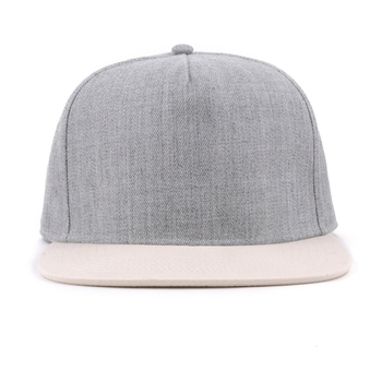 Factory Price Custom Blank acrylic and wool wholesale oem blank 5 panel hat