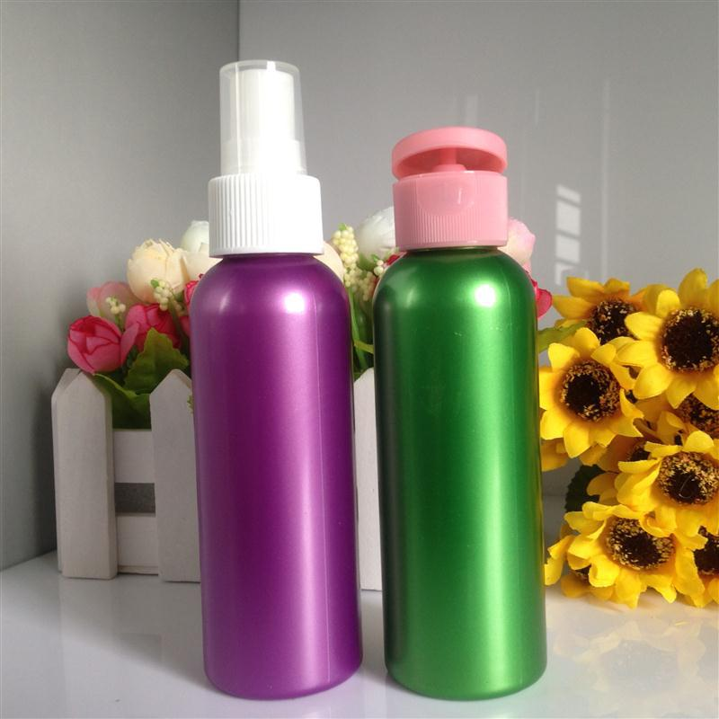 Supply 100ml plastic bottle with spray