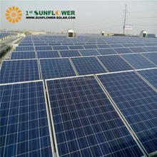 Residential use whole 4KW solar power system