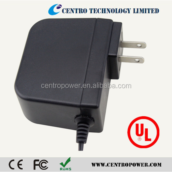 UL CE FCC RoHS Approved AC DC Adapter High Efficiency Power Adapter 12v 2a power supply