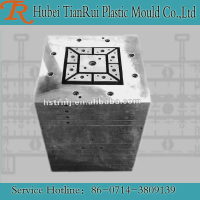 Outdoor Decorative WPC Square Column Molding Die
