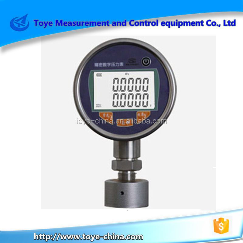 Precision Pressure Gauges : Tyy precision digital display pressure gauge with