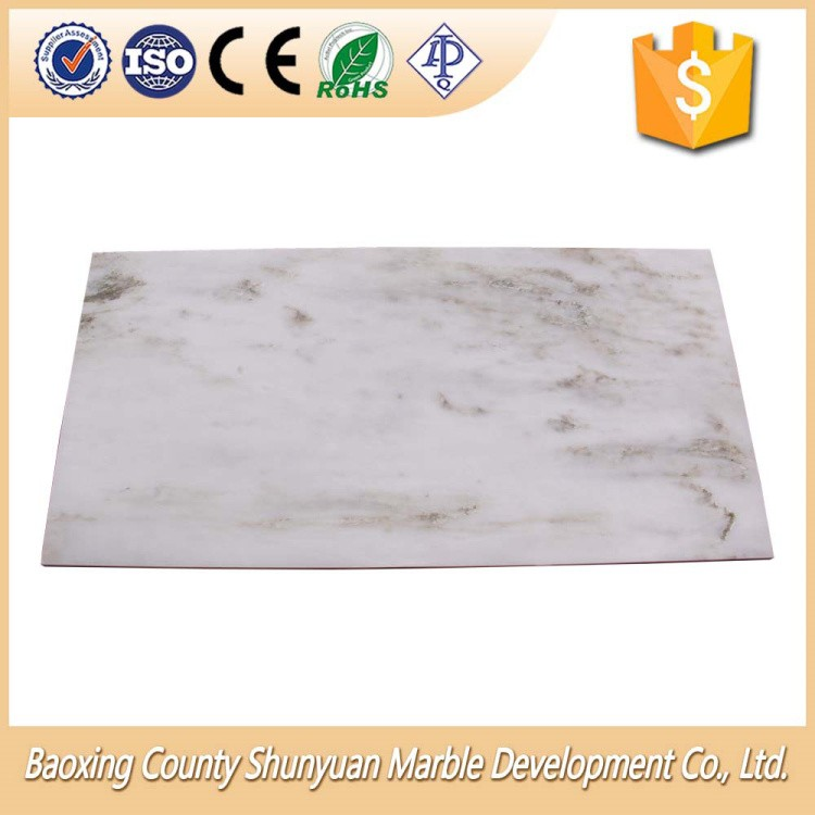 Natural Exterior Marble Stone Wall Garden Decorative Stone