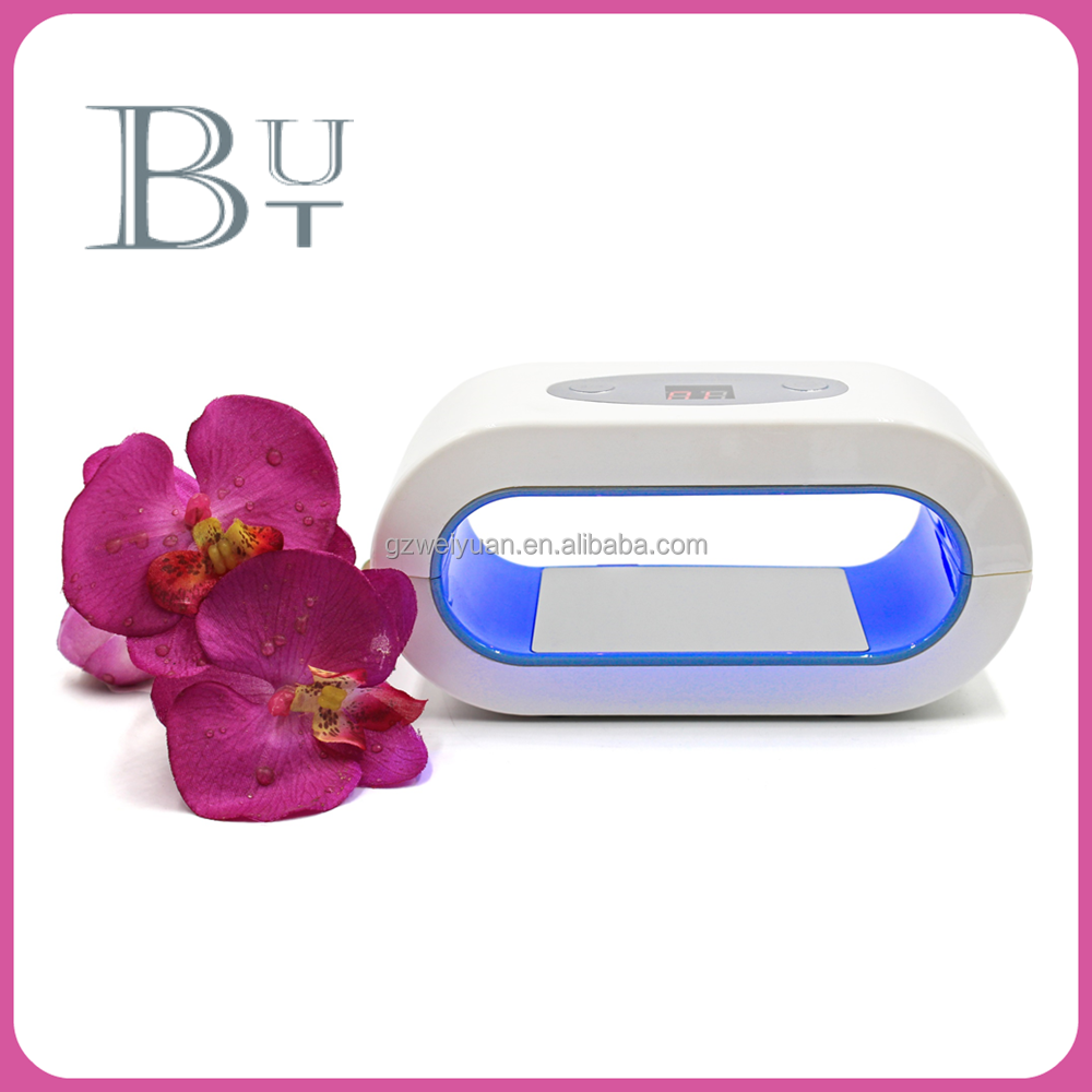 fine workmanship and promotional price 9W ccfl nail led uv lamp nail dryer