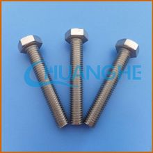Manufactured in China m8 bolt head size