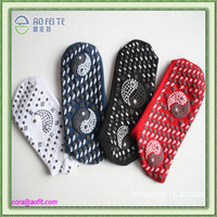 Wholesale far infrared tourmaline self-heating socks for Anti-foot frost crack