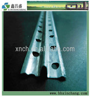 Galvanized Building materials T Type Corner
