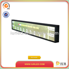 41 Inches 3G /WIFI/ Wireless Remote Control Digital Signage Full HD 1920x232 LCD