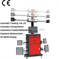 ATA-03 3D 4 wheel alignment with CE approve