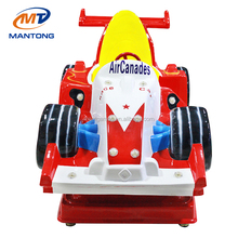 kid coin operated simulator arcade game machine maximum tune racing car amusement game machine for game center children for sale