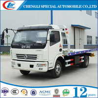 Good Quality 4*2 Street Wrecker Power Engineering Vehicle for sale