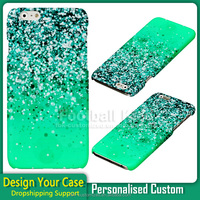 newly designed OEM custom silver printed cell phone case for iphone 6 dropshipping