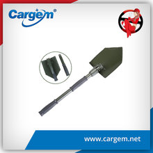 CARGEM Best price folding collapsible snow shovel with saw
