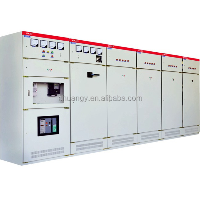 LV Withdrawable Switchgears AC 400V, 690V, 3150A Ggd