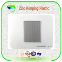 As plastic packing box,PP corrugated board is the best plastic material with anti-shock and cheap advantages