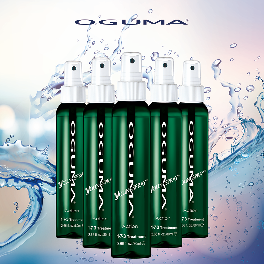 OGUMA Hydrating Sensitive Skin Refreshing After-Sun Care Traveling Desert Toner Spray Mist