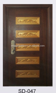 Front Single Main Front Safety Door Designs 2011