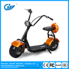 Best seller Harley02 lithium battery hub scooter electric two wheels