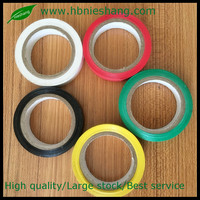 Black Adhesive PVC Electrical Insulation Tape for Wraping of Wires