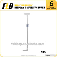 Round Pole Metal Stand / Display Sign Holder
