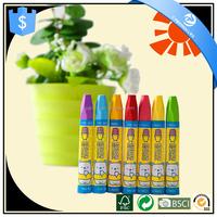 easy painting non-toxic Wax Crayon ,DIY wax crayon set bulk crayon