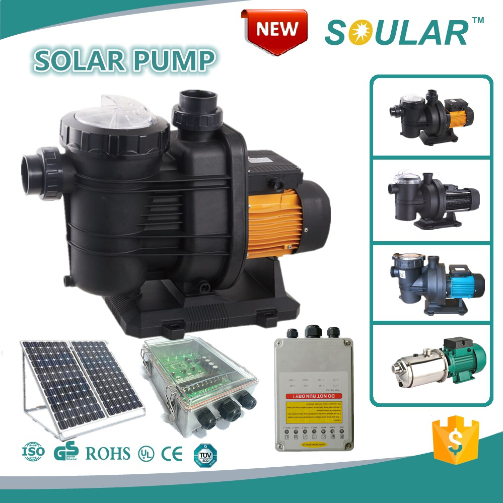 1hp Dc Solar Powered Swimming Pool Pump 5 Years Warranty Buy Swimming Pool Pump Product On