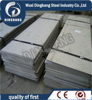 low alloy steel sheet metal roofing used
