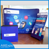 Promotional Expo Portable Display Booth Design