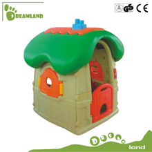 Manufacturing imported LLDPE wendy kids plastic playhouse