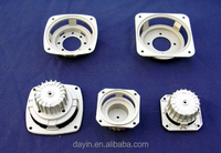 Ningbo Customized Aluminum Anodized auto accessories / Die casting auto parts