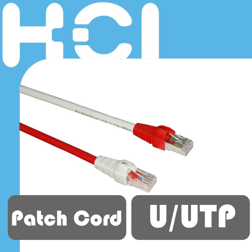 RJ45 8P8C Cat 6A Ultra High Density Patch Cord with Pull Back Tool