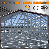 China Professional Outdoor Steel Billboard Structure