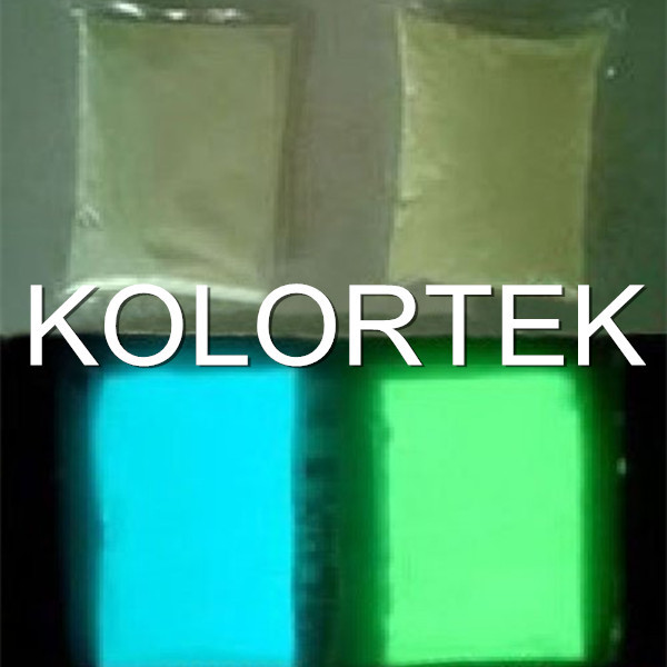 Photoluminescent/Luminescent Pigment for paint, Photoluminescent Pigment Powder