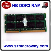 Trial order ETT chips Laptop Ram Ddr3 8gb Memory wholesale