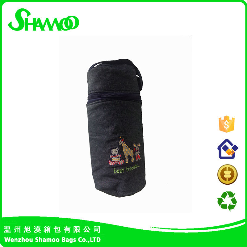 High quality pp non-woven wine cooler bag