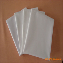 Bleached plain 50 polyester 50 cotton fabric for home textile make-to-order supply type
