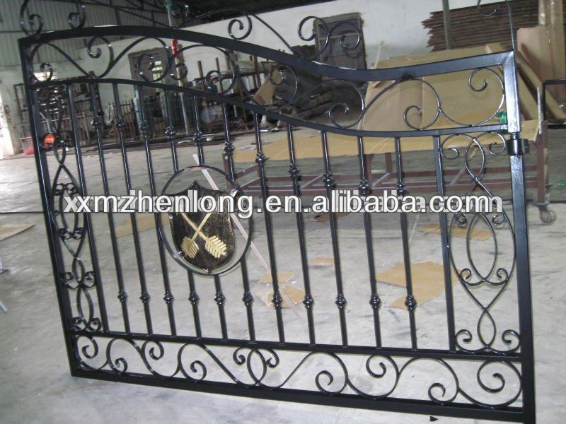 Wrought Iron Gate Part