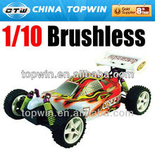 1/10th Scale 4WD RTR Off- Road buggy remote rc car rc car 4wd electric brushless