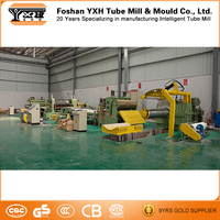 Metal Steel Coil Slitting Machine With