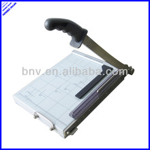 Office desktop manual A4 size guillotine paper cutter