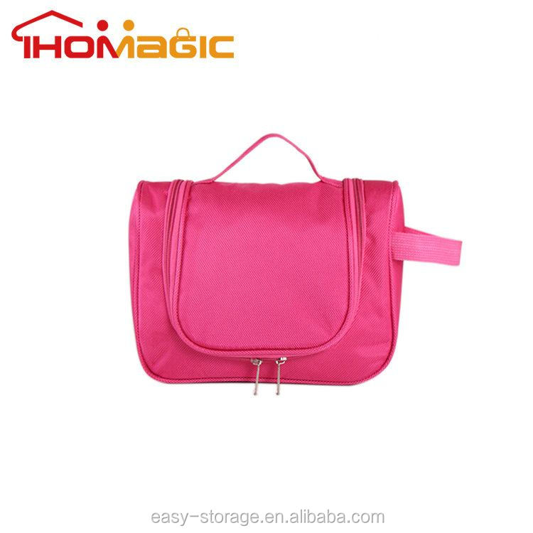 professional manufacturer OEM custom cosmetic bag polyester