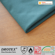 chinese manufacturers cotton FR uv protection knit fabric